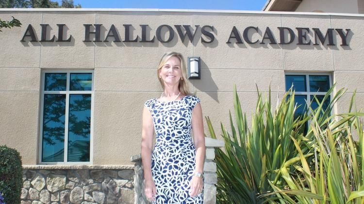 New Principal Mary Skeen, La Jolla Light Article
